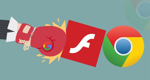 فلش از ماه آینده در مرورگر گوگل کروم بلاک میشود
