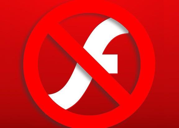پایان نمایش تبلیغات فلش در وب سایت ها